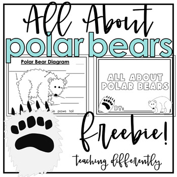 All About Polar Bears {Non-Fiction Writing}