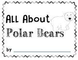 All About Polar Bears Booklet