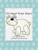 All About Polar Bears {Literacy and Math Activities}