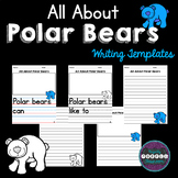 All About Polar Bears: Writing Templates