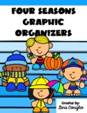 """""""All About"""" Science: Four Seasons Graphic Organizers"""