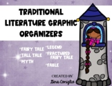 Traditional Literature Graphic Organizers