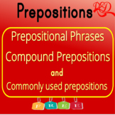 Free Prepositions Pack ❘ Parts of Speech ❘ ELA Test Prep