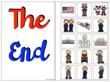 All About Presidents' Day: Interactive Book