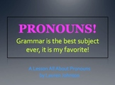 All About Pronouns - Powerpoint