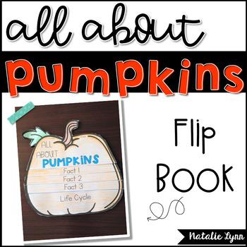All About Pumpkins Flip Book