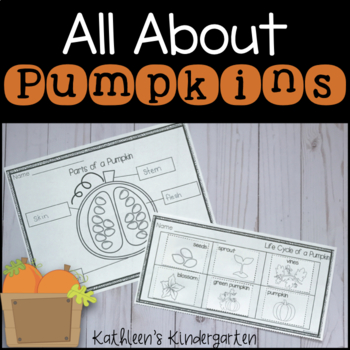 All About Pumpkins- Life Cycle, Graph and More