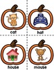 All About Pumpkins Literacy Centers for Preschool, PreK, K & Homeschool