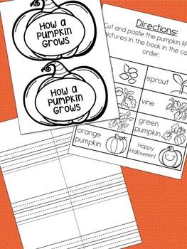 All About Pumpkins - Pumpkin Unit