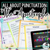 Apostrophes Punctuation Teaching Unit