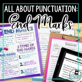 Punctuation Teaching Unit: End Marks (period, exclamation