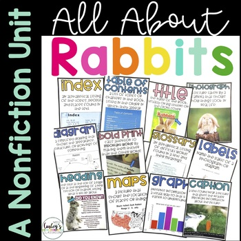All About Rabbits: A Nonfiction Unit