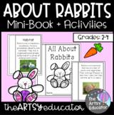 All About Rabbits Mini-Book, Organizers, Comp., & More --