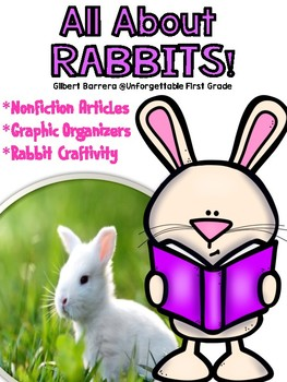 All About Rabbits {NonFiction Unit}