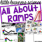 All About Ramps - Science for Little Learners (preschool, pre-k, & kinder)