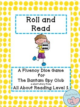 Roll and Read Dice Games