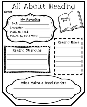 All About Reading Bunting Banner