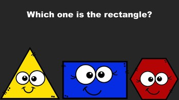 All About Rectangles - A PowerPoint Game