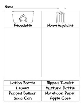 All About Recycling