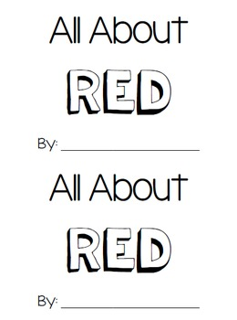 All About Red Book