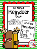 All About Reindeer Book