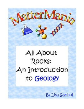 All About Rocks: An Introduction to Geology