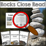 Rocks: Integrated Reading, Writing, and Science Pack