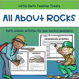 All About Rocks | Earth Science Activities
