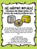All About Rocks: Edible Rocks!