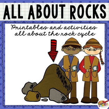 All About Rocks (a science unit)