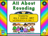 All About Rounding Numbers 10's & 100's - SMARTBOARD - Smart Notebook Lesson