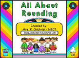 Rounding Whole Numbers Promethean Activinspire Flipchart Lesson