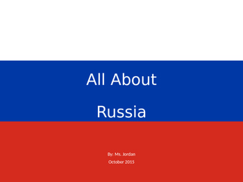 All About Russia