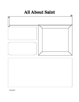 All About Saint...