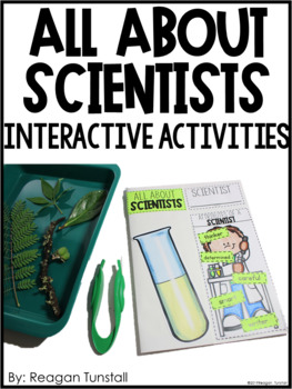 All About Scientists Interactive Activities