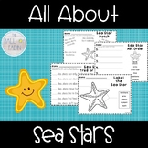 All About Sea Stars Unit