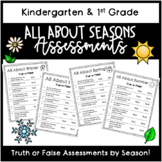 All About Seasons Assessment