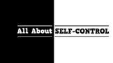 All About Self-Control (video)
