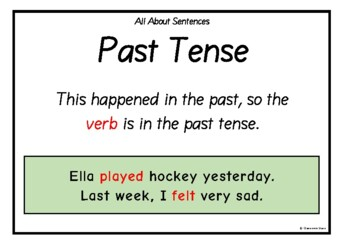 All About Sentences