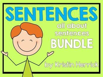 All About Sentences: Super Bundle!