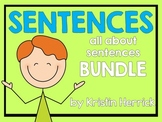 All About Sentences: Super Bundle!