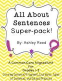Common Core Sentence Unit