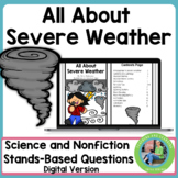 All About Severe Weather Using Google Slides: Paperless Di