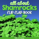 All About Shamrocks Activity Flip Book [with reader] | St.