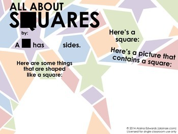 All About Shapes - A FUNTASTIC Book