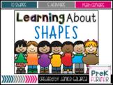 All About Shapes BUNDLE {{10 Shapes}}