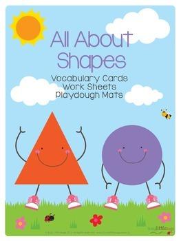 All About Shapes! BUNDLE