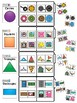 All About Shapes File Folders