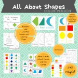All About Shapes Pack - Color Version