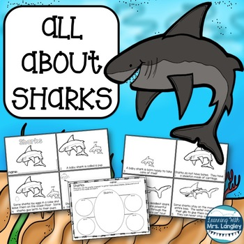 All About Sharks FREEBIE!